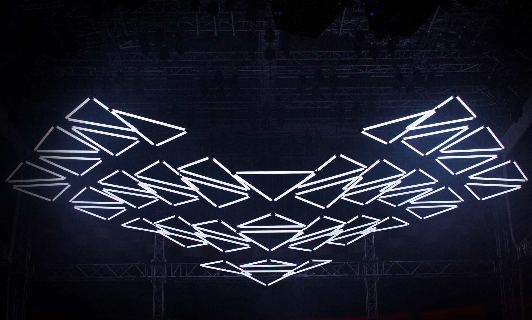 Kinetic Lights The Original Dmx Power Winch System
