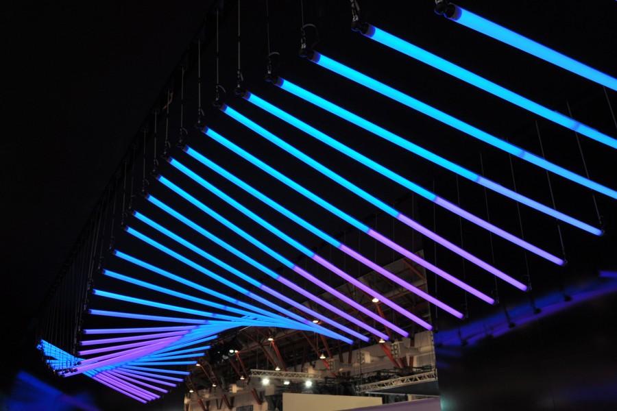 Wave Ii Kinetic Lights
