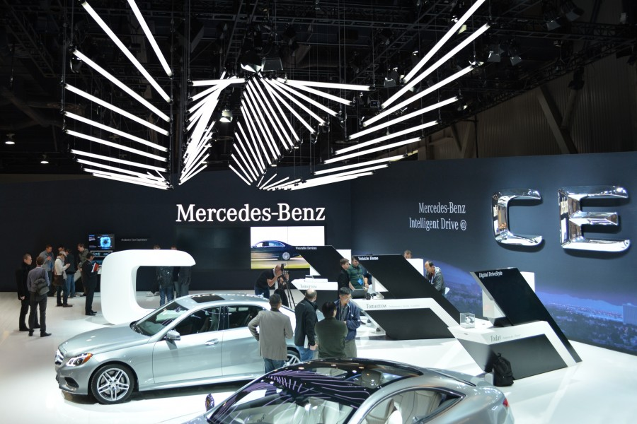 Kinetic Lights-Mercedes Benz-CES-Las Vegas-001