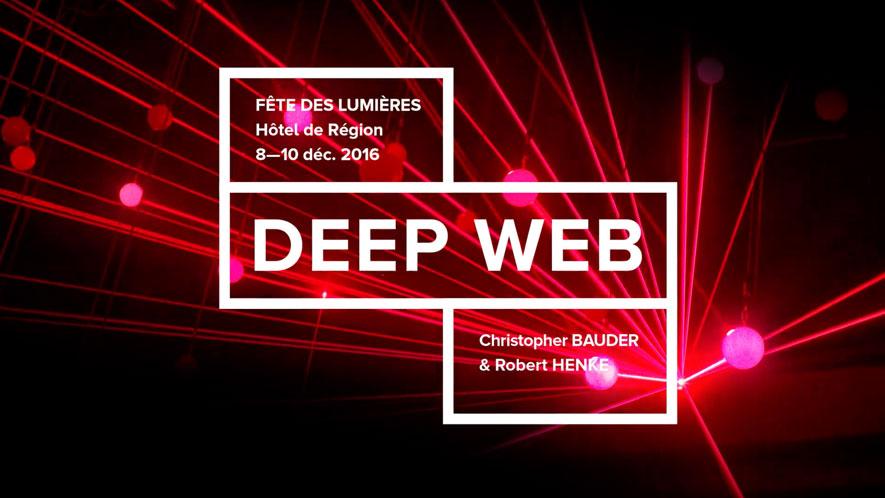 DEEP WEB ‹ KINETIC LIGHTS