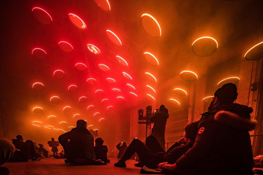 Skalar Kinetic Lights